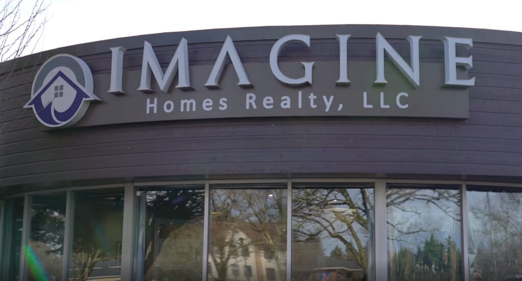 Imagine Homes Realty Storefront